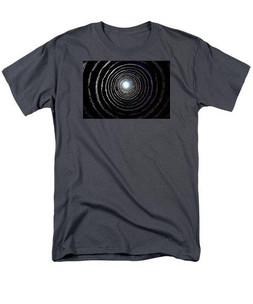 Men's T-Shirt  (Regular Fit) featuring the photograph Aberdour Castle Dovecot by Jeremy Lavender Photography