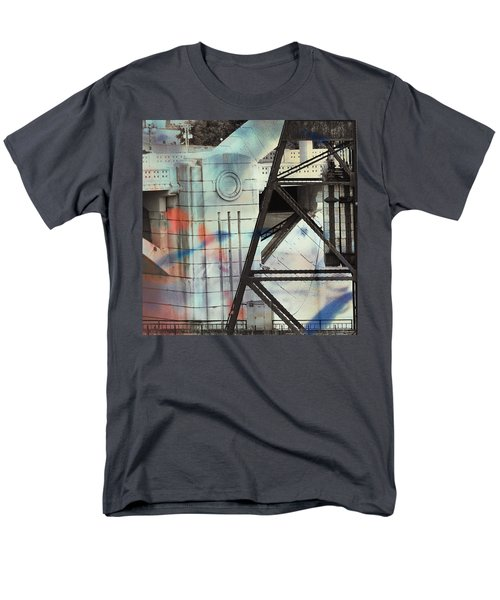 Abstract Architecture Men's T-Shirt  (Regular Fit) by Susan Stone