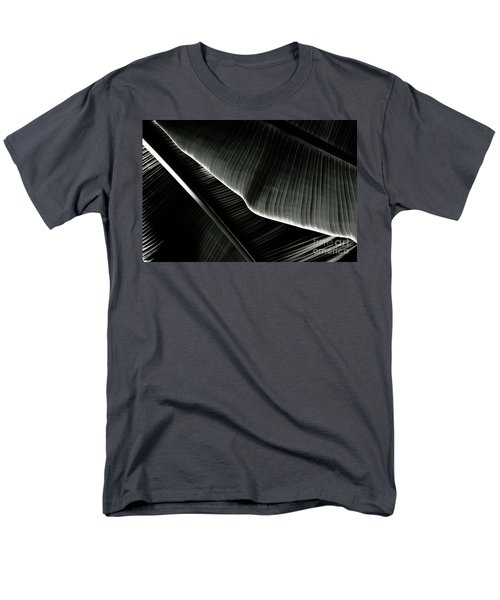 Abstract Banana Leaf Men's T-Shirt  (Regular Fit) by Yurix Sardinelly