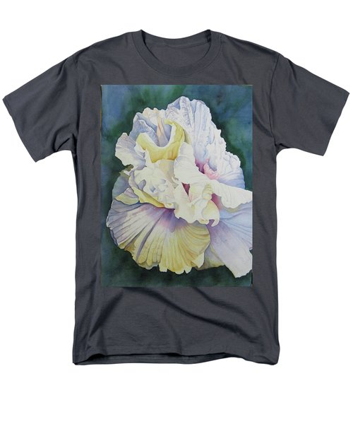 Abstract Floral Men's T-Shirt  (Regular Fit) by Teresa Beyer