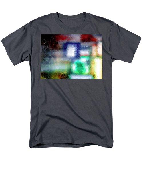 Abstraction  Men's T-Shirt  (Regular Fit) by Prakash Ghai