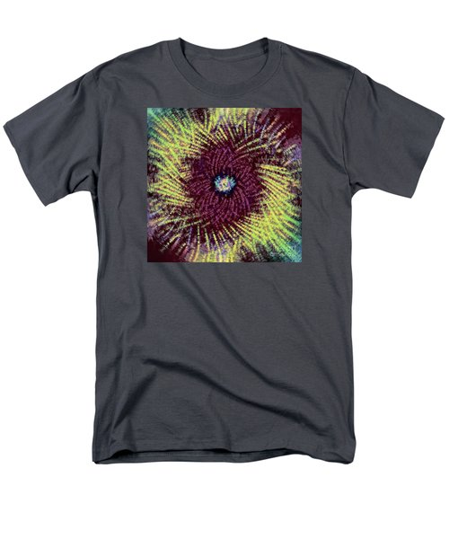 Men's T-Shirt  (Regular Fit) featuring the photograph Abstract Swirl 02 by Jack Torcello