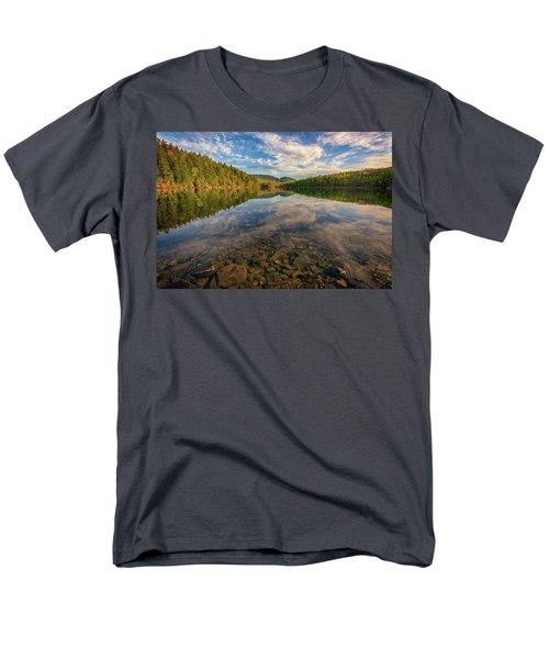 Acadian Reflection Men's T-Shirt  (Regular Fit) by Rick Berk