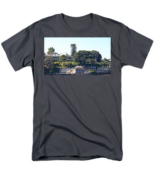 Men's T-Shirt  (Regular Fit) featuring the photograph Admiralty House by Stephen Mitchell