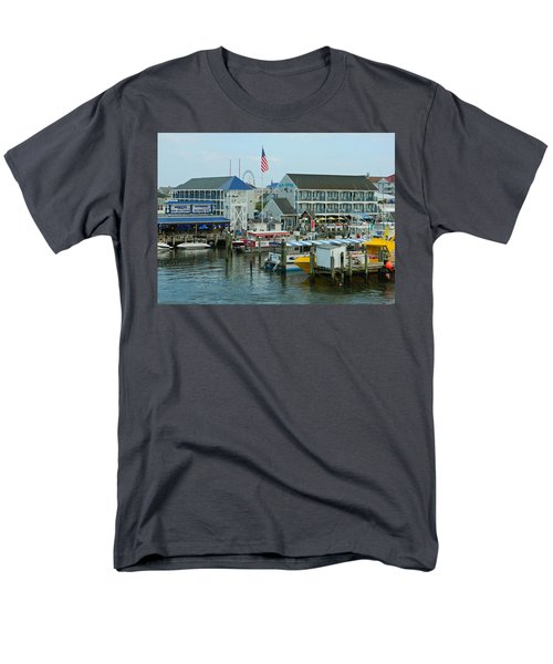 Adult Fun - Ocean City Md Men's T-Shirt  (Regular Fit) by Emmy Marie Vickers