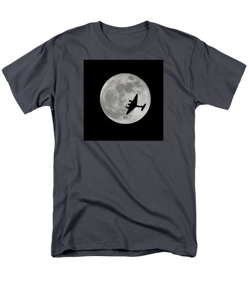 Men's T-Shirt  (Regular Fit) featuring the photograph After A Long Night by Mark Alan Perry