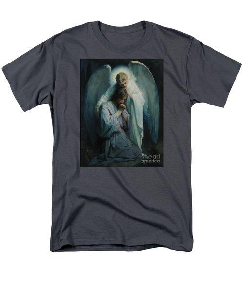 Agony In The Garden  Men's T-Shirt  (Regular Fit) by Frans Schwartz