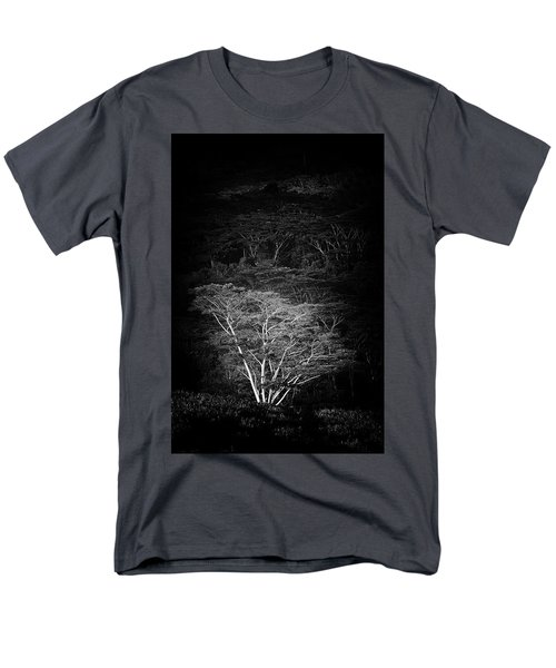 Albezia Tree Men's T-Shirt  (Regular Fit) by Roger Mullenhour