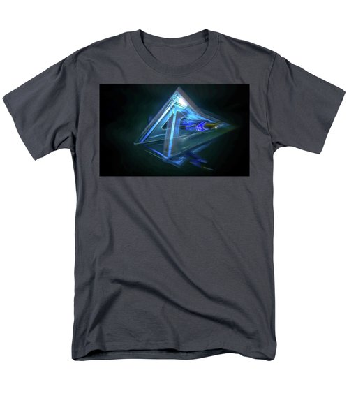 All Angles Covered Men's T-Shirt  (Regular Fit) by Mark Dunton