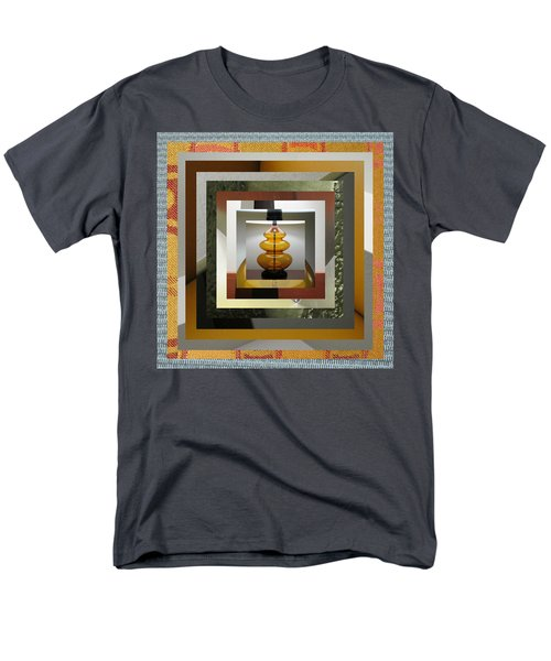 Alladin's Lamp Men's T-Shirt  (Regular Fit) by Paul Moss