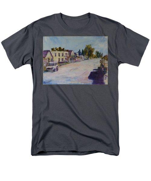 Almont  Men's T-Shirt  (Regular Fit) by Helen Campbell