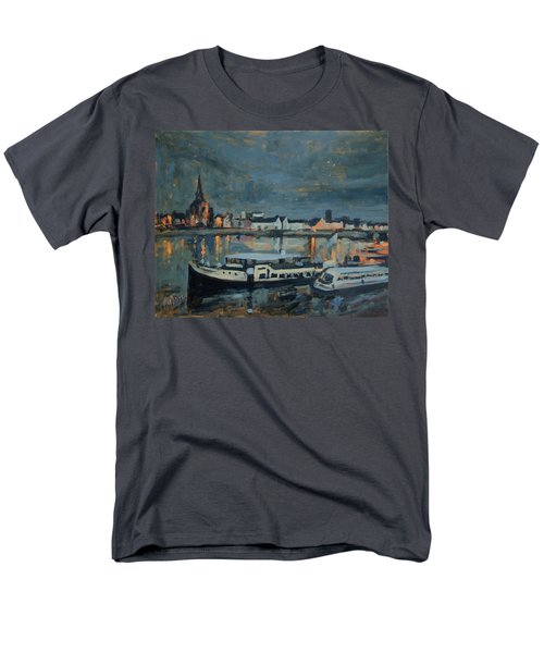 Almost Christmas In Maastricht Men's T-Shirt  (Regular Fit)