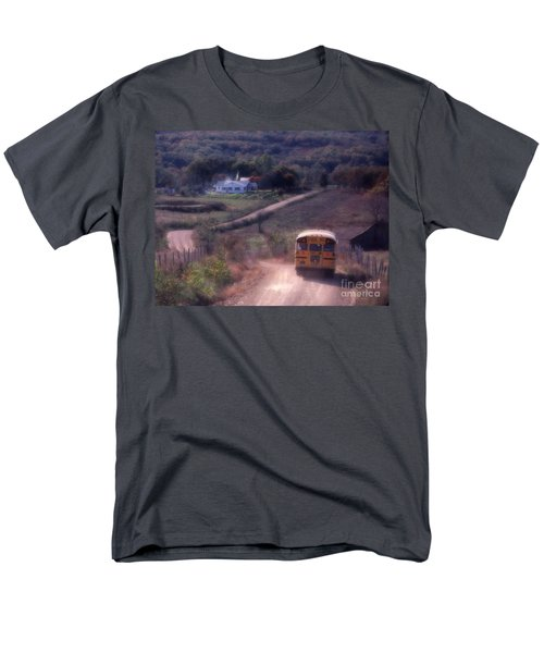 Almost Home Men's T-Shirt  (Regular Fit) by Garry McMichael
