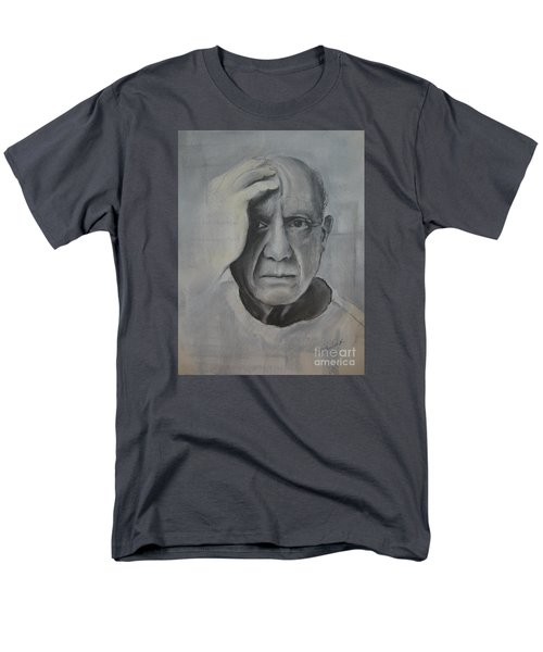 Almost Picasso Men's T-Shirt  (Regular Fit)