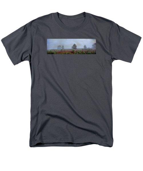 Alone On A Hill Men's T-Shirt  (Regular Fit) by John Rivera