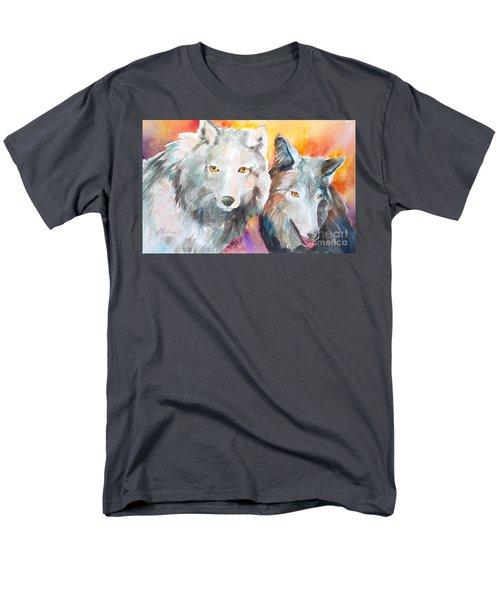 Alpha Beta Men's T-Shirt  (Regular Fit)