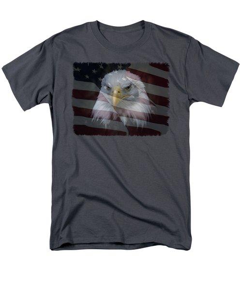 American Pride 2 Men's T-Shirt  (Regular Fit) by Ernie Echols
