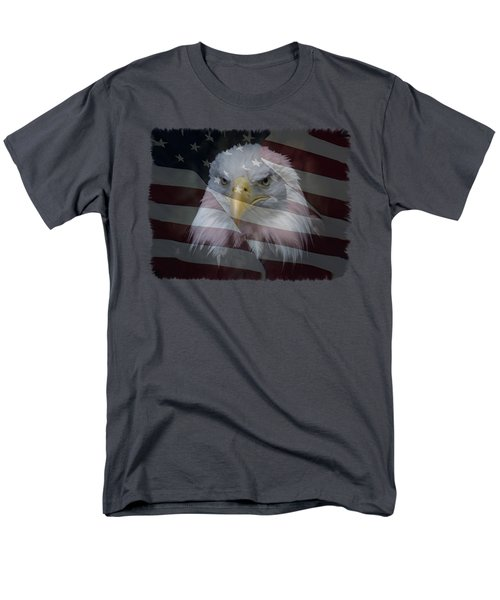 American Pride 2 Men's T-Shirt  (Regular Fit)
