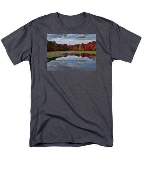An Autumn Day Men's T-Shirt  (Regular Fit) by Mikki Cucuzzo