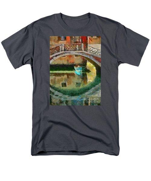 An Early Morning In Venice Men's T-Shirt  (Regular Fit)