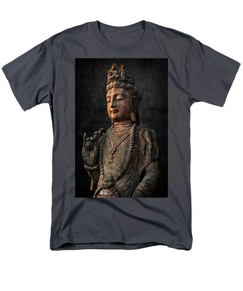 Men's T-Shirt  (Regular Fit) featuring the photograph Ancient Peace by Daniel Hagerman