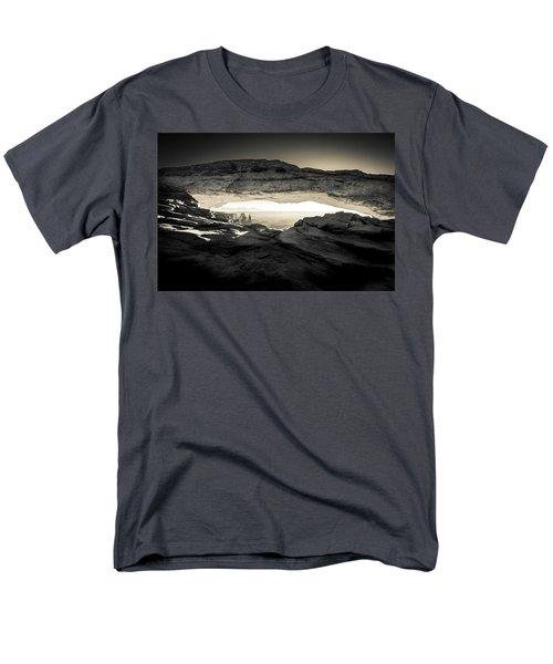 Ancient View Men's T-Shirt  (Regular Fit) by Kristal Kraft