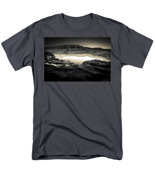Ancient View Men's T-Shirt  (Regular Fit)