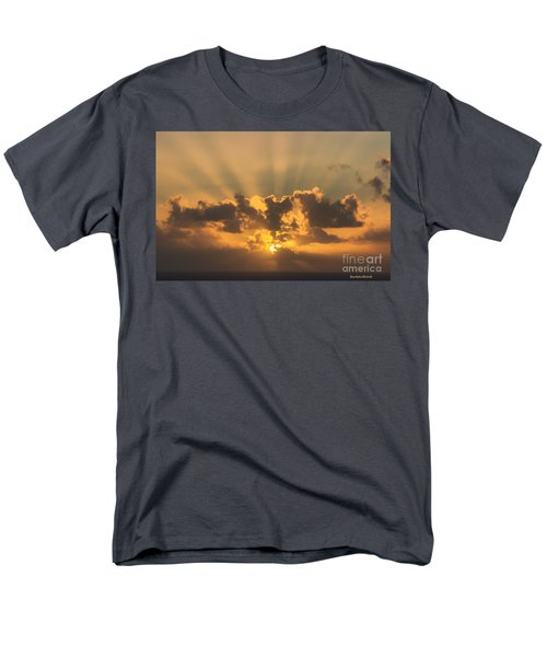 And Then There Was Day Five Men's T-Shirt  (Regular Fit) by Roberta Byram