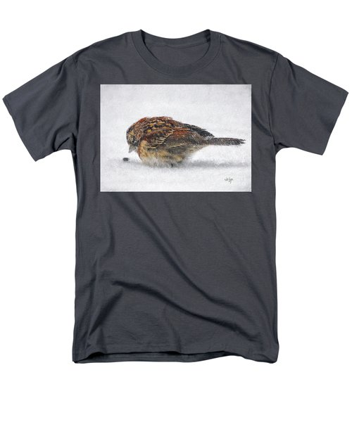 And These Thy Gifts  Men's T-Shirt  (Regular Fit) by Lois Bryan