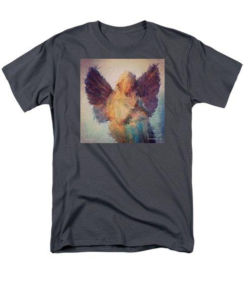 Angel Of Hope Men's T-Shirt  (Regular Fit) by Robert ONeil