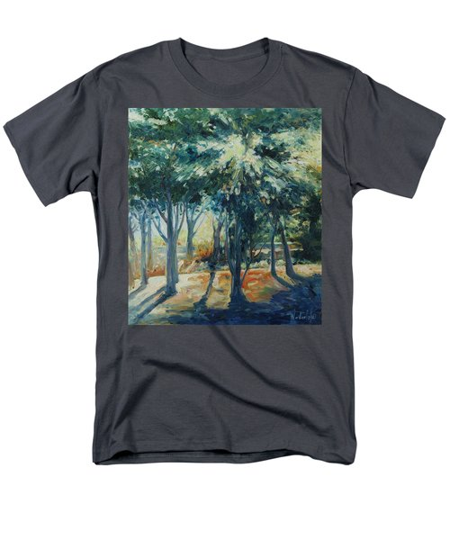 Angel Rays Men's T-Shirt  (Regular Fit) by Rick Nederlof