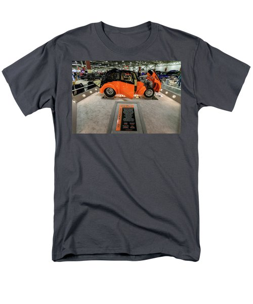 Men's T-Shirt  (Regular Fit) featuring the photograph Anglia by Randy Scherkenbach