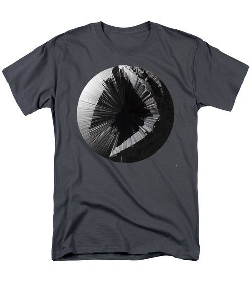 Angst IIi Painting As A Spherical Depth Map. 2 Men's T-Shirt  (Regular Fit) by Paul Davenport
