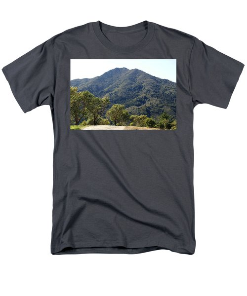 Another Side Of Tam 2 Men's T-Shirt  (Regular Fit) by Ben Upham III