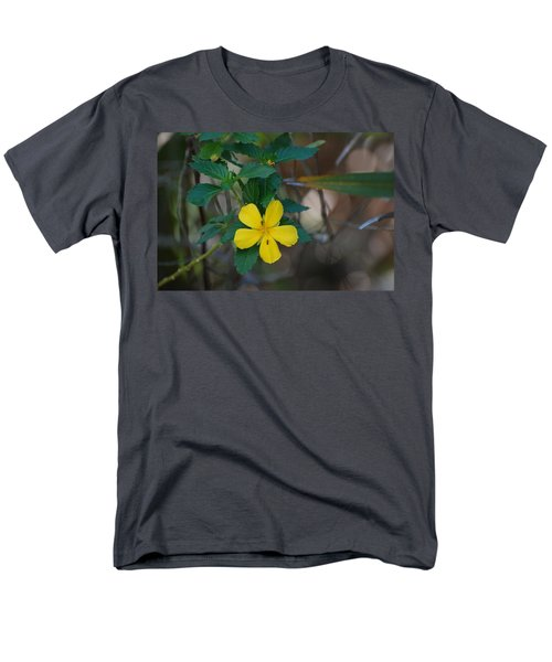 Men's T-Shirt  (Regular Fit) featuring the photograph Ant Flowers by Rob Hans