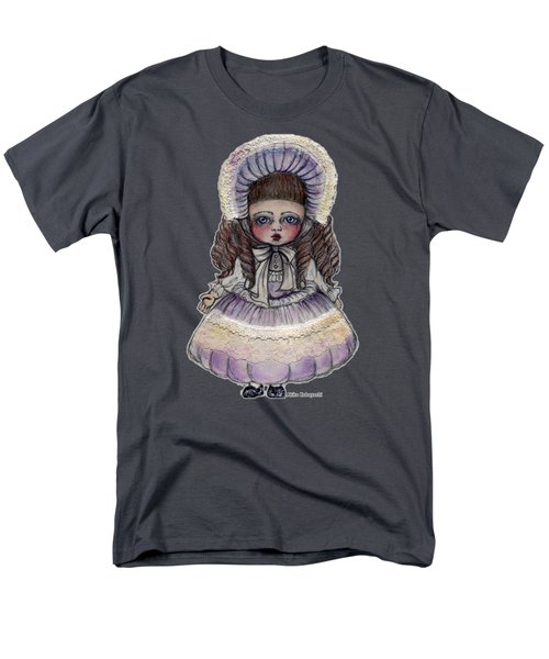 Antique Doll 3 Men's T-Shirt  (Regular Fit) by Akiko Okabe