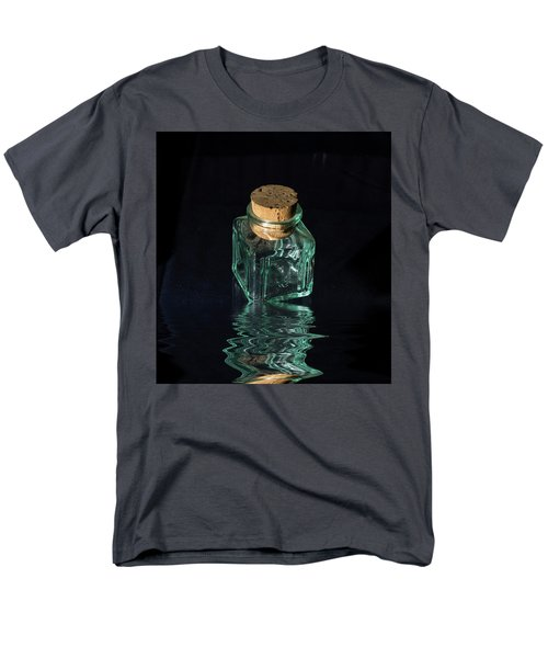 Antique Glass Bottle Men's T-Shirt  (Regular Fit) by David French