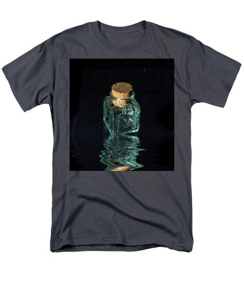 Antique Glass Bottle Men's T-Shirt  (Regular Fit)