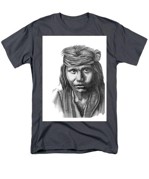 Apache Boy Men's T-Shirt  (Regular Fit) by Lawrence Tripoli