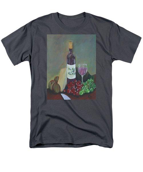 Aperitif And Appetizer Ingredients Men's T-Shirt  (Regular Fit)