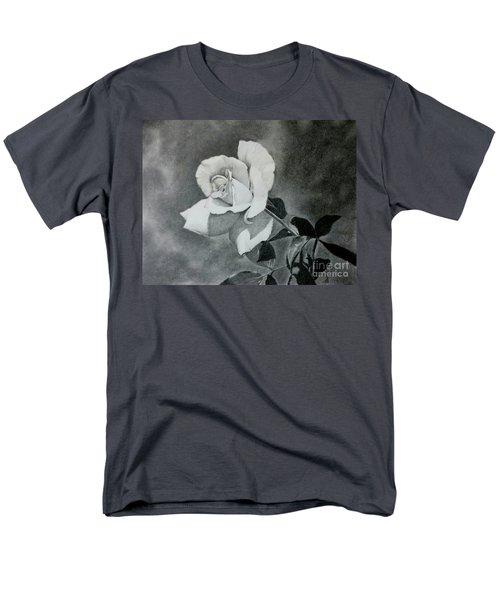 Aperitif Rose Men's T-Shirt  (Regular Fit) by Terri Mills