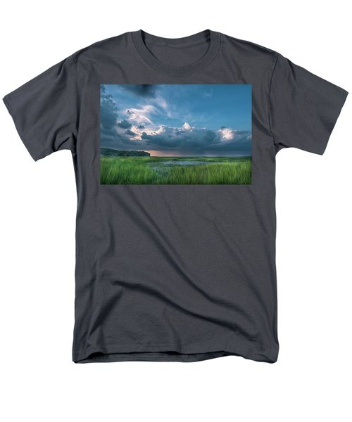 Approaching Storm Men's T-Shirt  (Regular Fit) by Phyllis Peterson