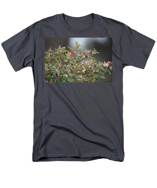 April Showers 10 Men's T-Shirt  (Regular Fit) by Antonio Romero
