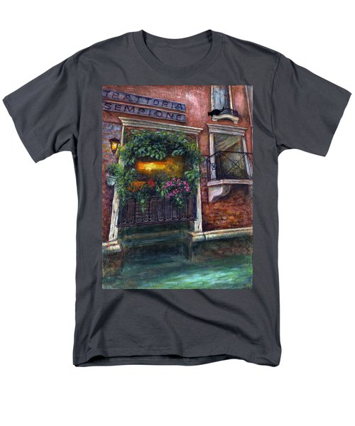 Are You There My Love? Men's T-Shirt  (Regular Fit) by Retta Stephenson