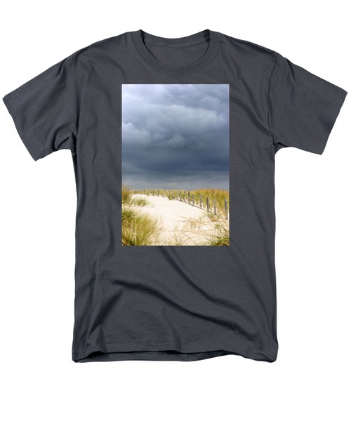 Men's T-Shirt  (Regular Fit) featuring the photograph Around The Bend by Dana DiPasquale