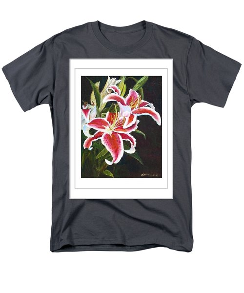 Art Card - Lilli's Stargazers Men's T-Shirt  (Regular Fit)