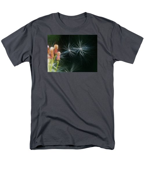 Men's T-Shirt  (Regular Fit) featuring the photograph Artistic  Air Dance by Leif Sohlman