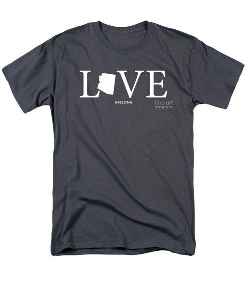 Az Love Men's T-Shirt  (Regular Fit) by Nancy Ingersoll