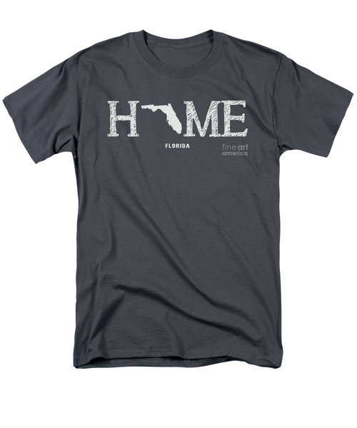 Fl Home Men's T-Shirt  (Regular Fit) by Nancy Ingersoll
