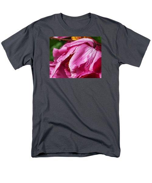 Pink Delight Men's T-Shirt  (Regular Fit) by Bill Kesler